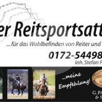 Der Reitsportsattler Stefan Fricke - Equine shop - Wettmar